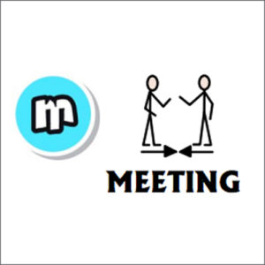 Symbol for Meeting