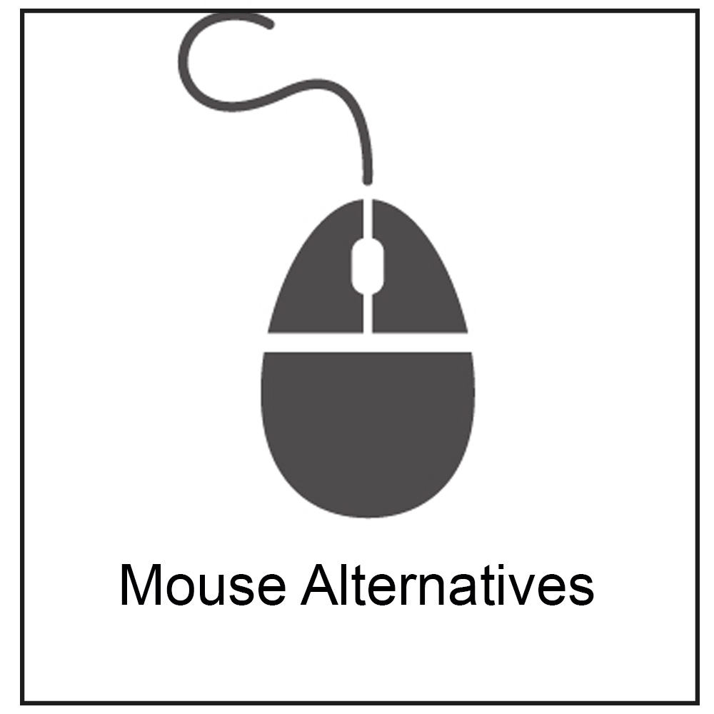 symbol of computer mouse