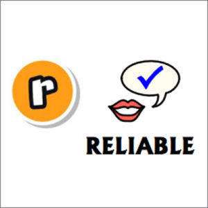 Rel;iable symbol