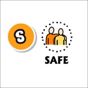 Symbol for safe