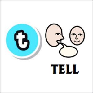 Symbol for Tell