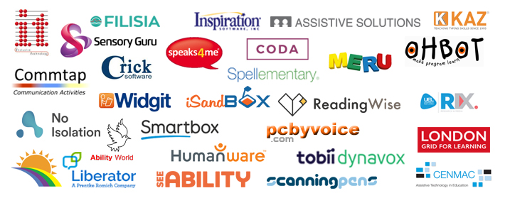 Assistive Technology company logos
