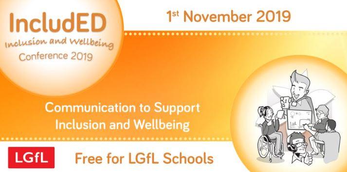 LGfL banner for conference