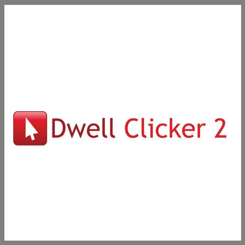 Dwell Clicker logo