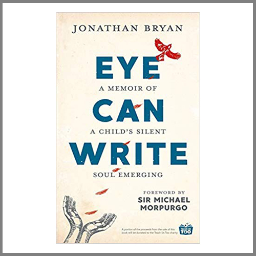 Eye Can Write book Cover