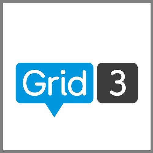 Grid 3 logo