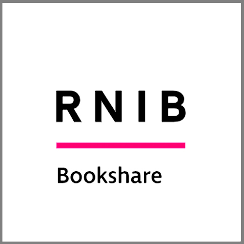 RNIB book share logo