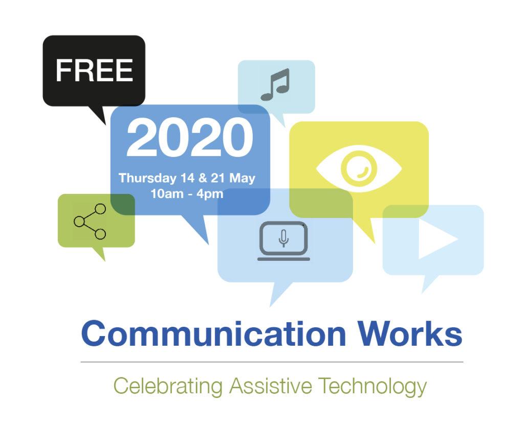 Communication Works 2020 logo