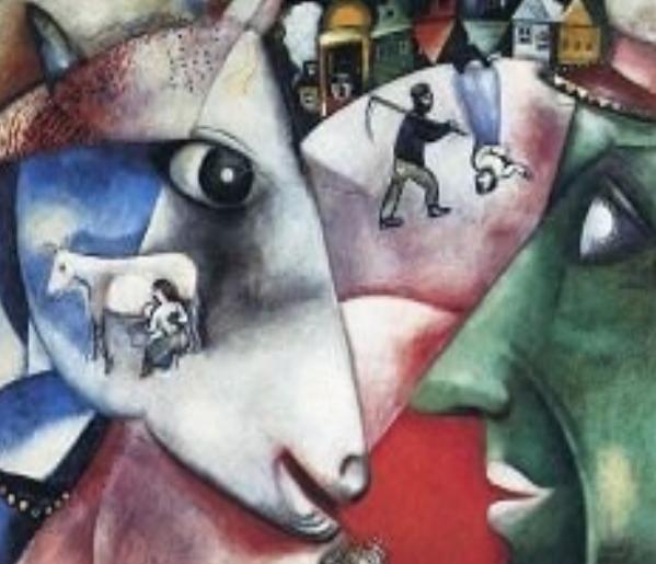 Marc Chagall Promend