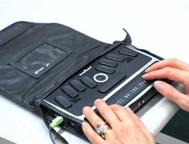 Braille Note machine